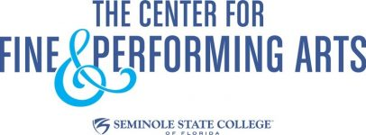 Logo for Seminole State College's Center for Fine and Performing Arts