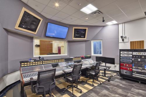 Valencia College Recording Studio 2