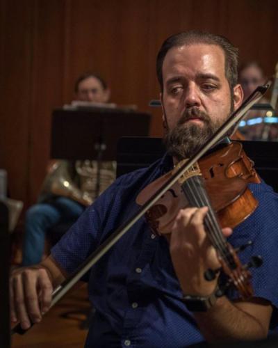 Orlando Symphony musician 5
