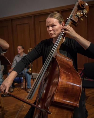 Orlando Symphony musician 6