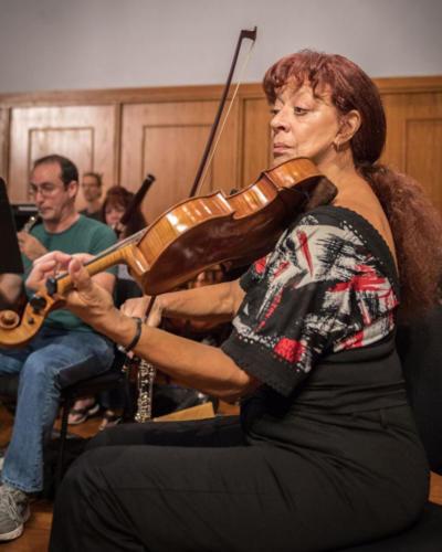 Orlando Symphony musician 1