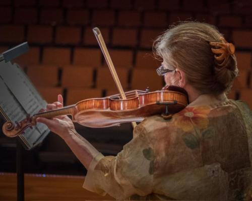 Orlando Symphony musician 17