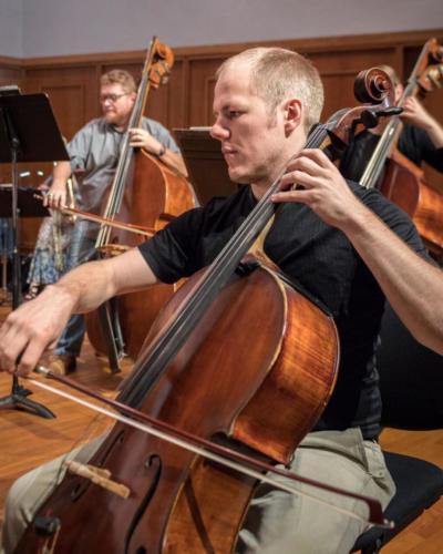 Orlando Symphony musician 3