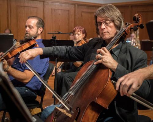 Orlando Symphony musician 30