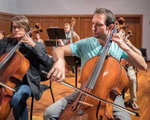 Orlando Symphony musician 4